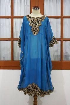 Tunic style maxi dresses