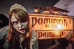 The Best Halloween Makeup Tips from Knott's Scary Farm