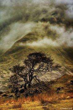 clouds scotland