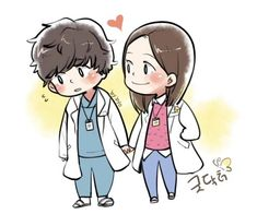 Medical Drawings, Medical Art, Good Doctor Korean Drama, Romantic Boyfriend, Romantic Doctor, Medical Wallpaper, Pastel Photography, Cute Love Pictures, Akira Kurusu