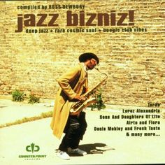 Jazz Bizniz Vol.1: I was SO lucky to receive this quite rare first of the 4 Jazz Bizniz compilations for this years birthday. Like the others a fantastic eclectic mix of rare underground  funky Jazz based grooves.  Embrace your Inner Jazz !