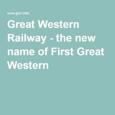 Great Western Railway - Tickets to Bath from London