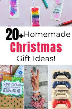 Do you want to make gorgeous, handcrafted gifts without stressing yourself out? I've got you covered. These gift ideas are easy to make, require no special skills, and turn out beautifully. There's something for everyone, including body care gifts, homemade candles and other gifts for the home, culinary gifts like vanilla extract, personalized gifts, and more Christmas Gift List, Diy Holiday Gifts, Homemade Christmas Gifts, Family Christmas, Christmas Traditions, Christmas Crafts, Cider Gifts, Handcrafted Gifts, Free Printable Gift Tags