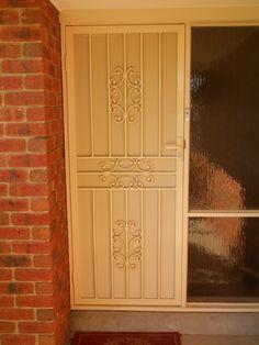 Multifit security doors has with 50 unique colours and designs. Visit us or call now. Security Doors, Unique Colors, Melbourne, Windows, Colours, Places, Design, Home Decor, Decoration Home