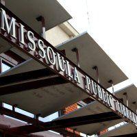 Missoula Public Library, Missoula, MT.  Pinterest boards here:  http://pinterest.com/missoulalibrary/
