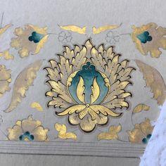 Islamic Art Pattern, Pattern Art, Motifs Art Nouveau, Deer Illustration, Illumination Art, Persian Motifs, Art Articles, Turkish Art, Calligraphy Art