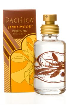 Sandalwood Spray Perfume | Pacifica Perfume