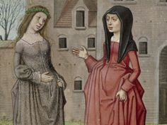 Ten Strange Girls' Names from Medieval London