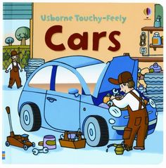 Cover image for Cars / [written by Fiona Watt ; illustrated by Stefano Tognetti].