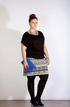 Plus Size Fashion - Kiabi (European Store: http://www.kiabi.be/fr )