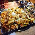 장군닭갈비 – Spicy Stir Fried Chicken (장군닭갈비 – Janggun Dakgalbi)