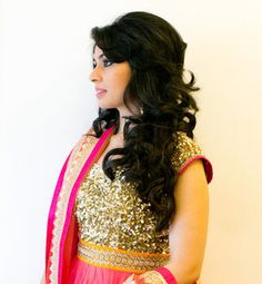 21 gorgeous indian bridal hairstyles indian makeup and beauty indian wedding hairstyles for long hair 312x338
