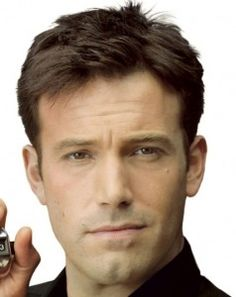 Ben Affleck rocking the messy look | Kenra Professional Men's Hairstyle Inspiration