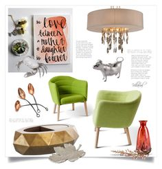 """lʌv fərˈevər"" by riza-villareal ❤ liked on Polyvore featuring interior, interiors, interior design, home, home decor, interior decorating and Shine by S.H.O"