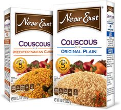 Do not buy Near East brand couscous - least favored by America's Test Kitchen
