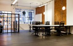 Coworking Space, Techspace London - London, UK