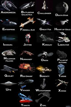 not sure who for, but someone would like a starship alphabet, right?