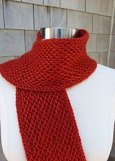 Absaroka scarf...free Ravelry download