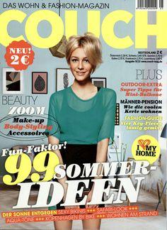 COUCH Ausgabe 05/2013 Sexy Bikini, Fashion Magazin, Couch, Magazines, Movies, Country Guys, Tips, Journals, Hot Bikini