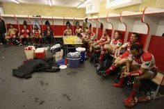 rugby changing room - Google Search