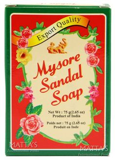 75g Each Free Shipping Cool In Summer And Warm In Winter pack Of 4 Flight Tracker Body Soaps Mysore Sandal