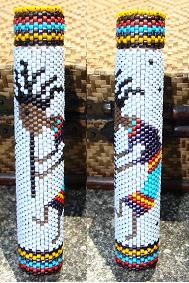 Needle Case PATTERNS 30+ Different Ones! » Until We Bead Again, Beth Murr RN-CCRN Bead Artist