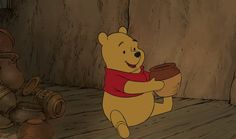 My favorite character of all time!! Yes! // I got Winnie the Pooh! Which Winnie the Pooh Character Are You? | Oh My Disney