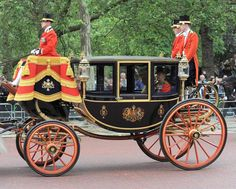 Queen Elizabeth II Diamond Jubilee Parade