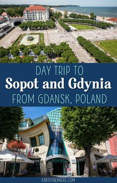 Gdynia and Sopot day