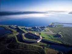 May 2020 - Welcome to the Fortress of Louisbourg National Historic Site, a magical place on the edge of a continent where past and present come together to celebrate Canada's diverse heritage. Province Du Canada, Atlantic Canada, Cape Breton, Canada Travel, Nova Scotia, Historical Sites, Airplane View, Trip Advisor, Tourism