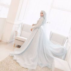 muslim dresses style #hijabstyle #muslim #wedding #hijab