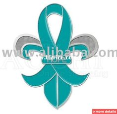 butterfly fleur de lis tattoo   Teal Ovarian Cancer Tattoo Pictures to Pin on Pinterest