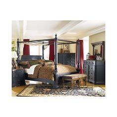 Ashley+Furniture+Bedroom+Furniture | Rowley Creek Queen Bedroom Set by Ashley Furniture