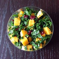 Roasted Butternut Squash and Kale Salad « The Copycat Cook