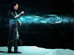 Loki's Tesserct by Witty-Allowishus