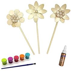 Krafty Kitz Build Your Own Wooden Craft Stick Kits Made in USA from Recycled Materials DIY Wooden Birdhouse Kit for Kids Complete with Instructions