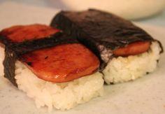 Recipes from the Road: Hawaiian Spam Musubi