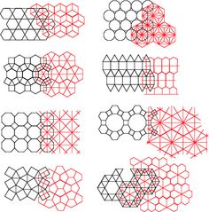 Patterns . lines of geometry - Williams, R | From: The Geometrical Foundation of…