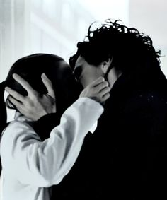 Forget Beauty and the Beast kiss, I want someone to kiss me like Sherlock kisses Molly. :)