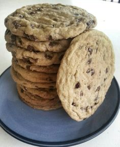Panera Chewy Chocolate Chip Cookies