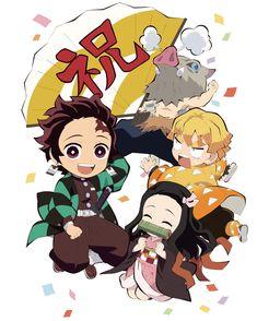 Kimetsu no yaiba Demon Slayer, Slayer Anime, Anime Angel, Anime Demon, Anime Chibi, Manga Anime, Otaku Anime, Manga Girl, Digimon