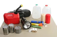 Another great link to what you might want in your emergency storage, and it goes beyond your food supply!
