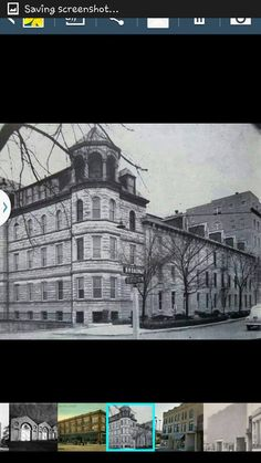saint joes hospital prior to the additions St Joes, Abandoned Asylums, Oak Park, Learn To Love, Hospitals, Old Houses, Illinois, 1940s, Growing Up