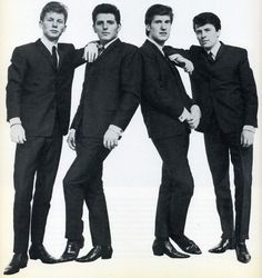 60s starp suits Beatle style The Searchers, fashion history.jpg (424×450)