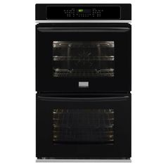 Frigidaire Gallery 27 in. Double Electric Wall Oven Self-Cleaning with Convection in