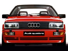 I get giddy just looking at this! Again with the group B influence, the Audi Quattro has made my heart skip from the very 1st time I seen and heard one1