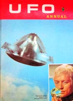 John Kenneth Muir's Reflections on Cult Movies and Classic TV: Gerry Anderson's UFO Annual (1971)