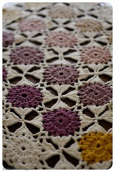 fibrearts: Touch of Colour; pattern on Ravelry