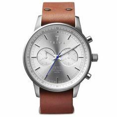 Triwa Sterling Brown Nevil Watch - Brown
