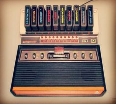 """""""And a happy birthday to our dearest friend, the Atari VCS... otherwise known as the 2600! . .…"""""""